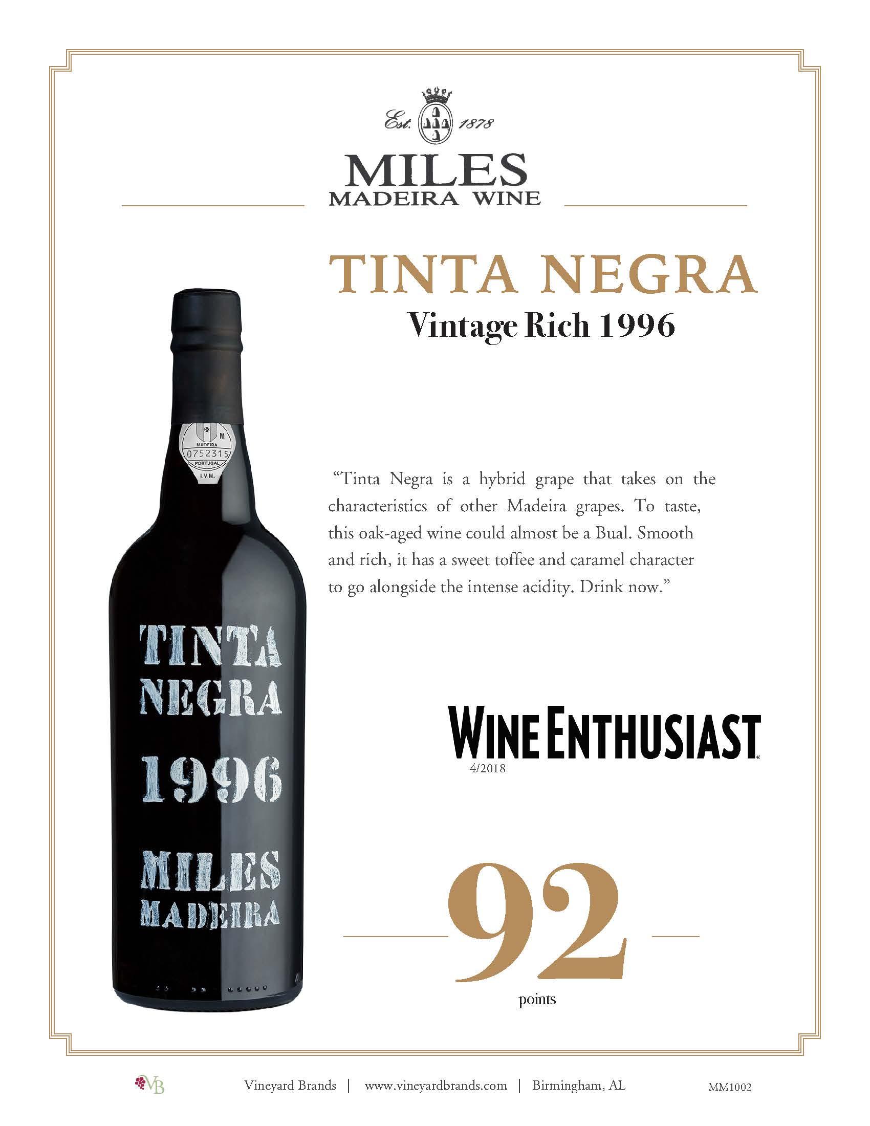 Miles Madeira Tinta Negra 1996.jpg