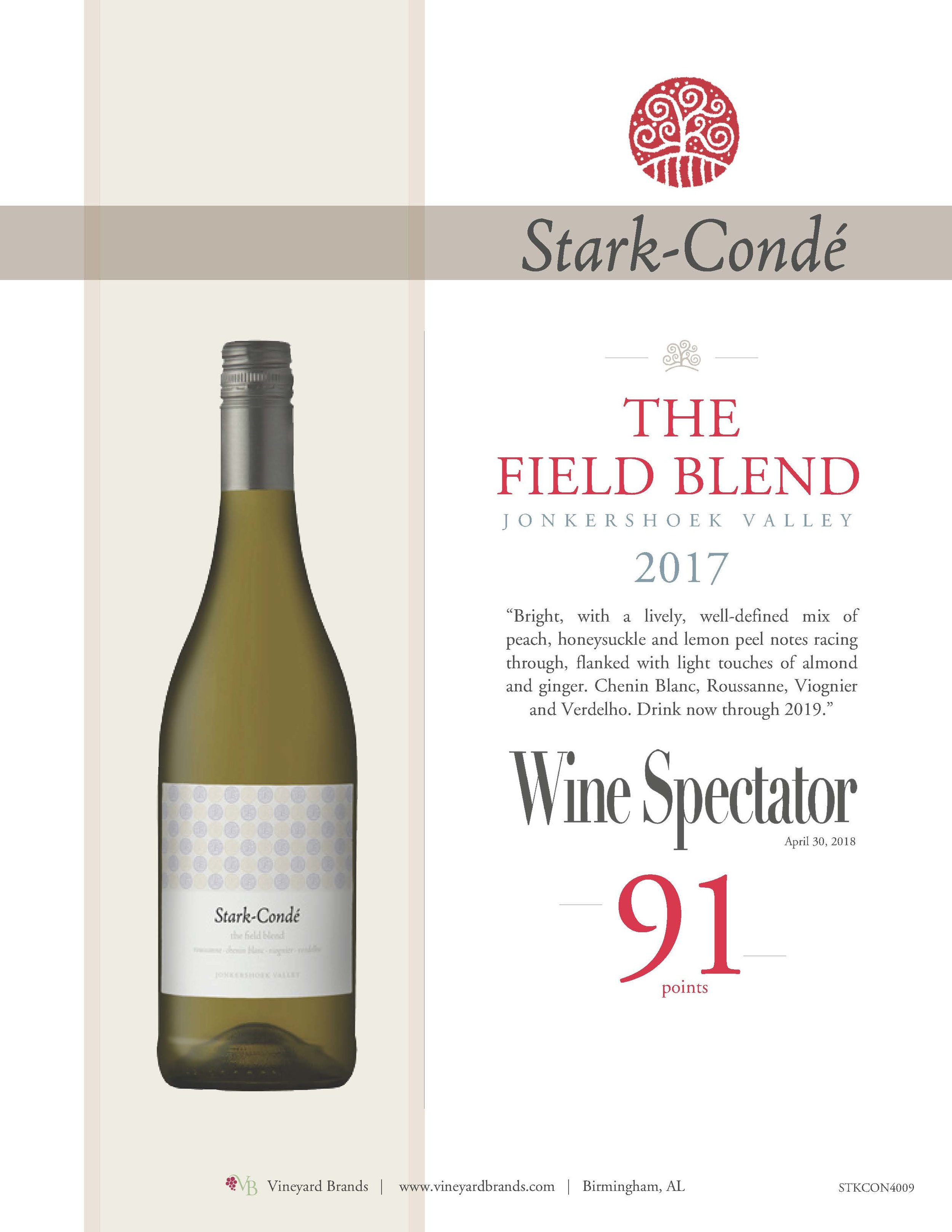 Stark Conde the field blend 2017.jpg