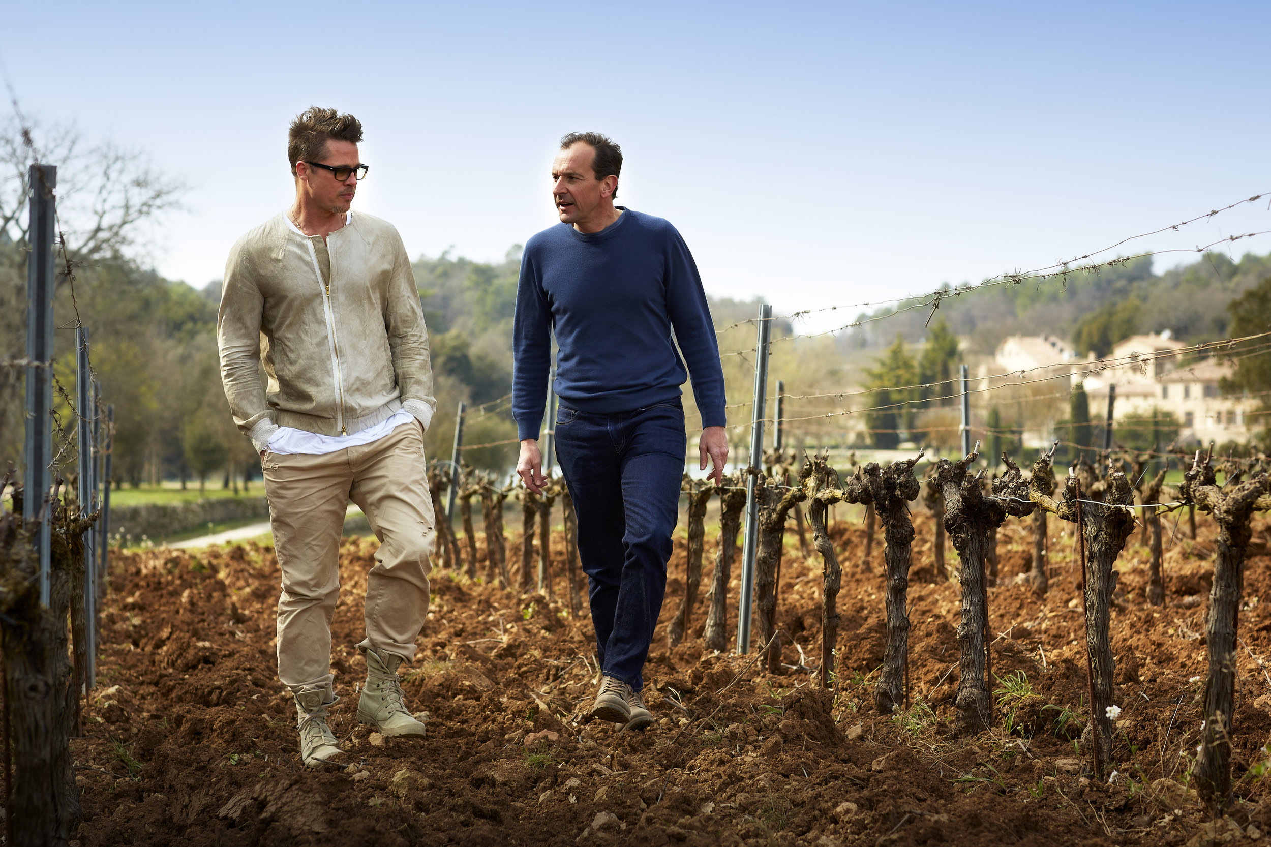 Food & Wine: These Are the Top 10 Celebrity Wineries, According to Vivino ft. Miraval | 3/16/18