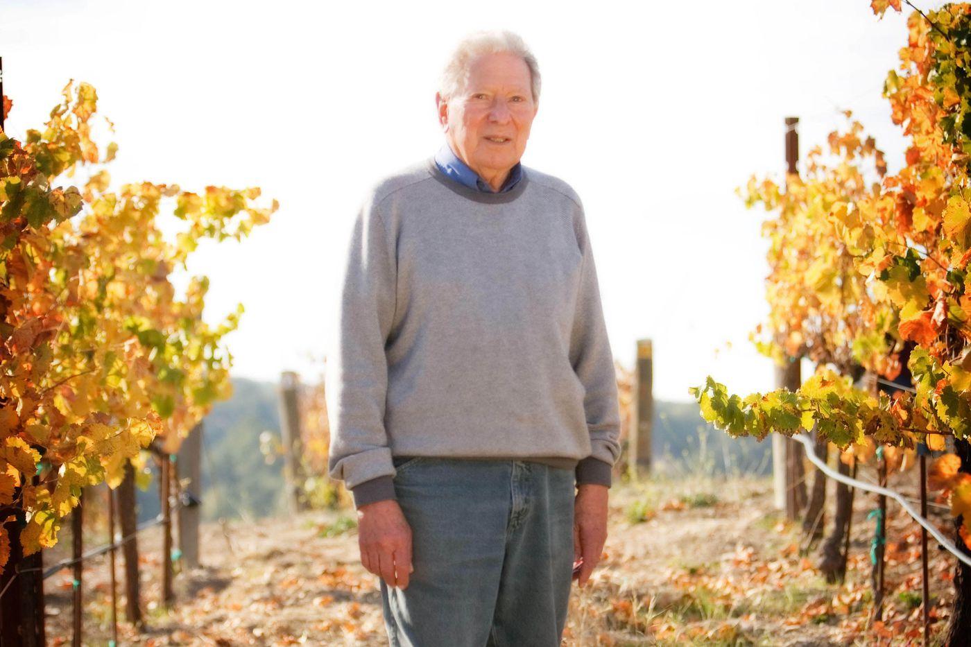 LA Times: Robert Haas, influential American vintner and wine importer, dies at 90 | 03/20/18
