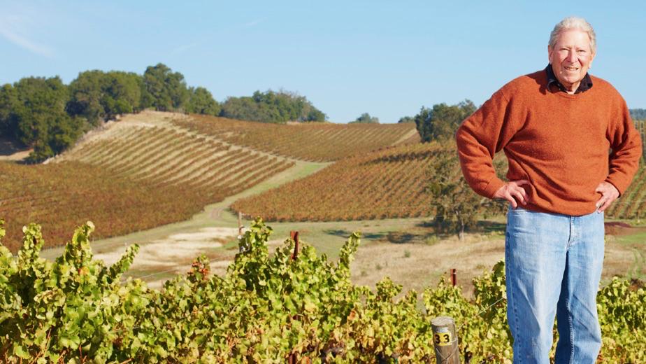 Wine Spectator: Tablas Creek Cofounder and Paso Robles Pioneer Robert Haas Dies at 90 | 03/20/18