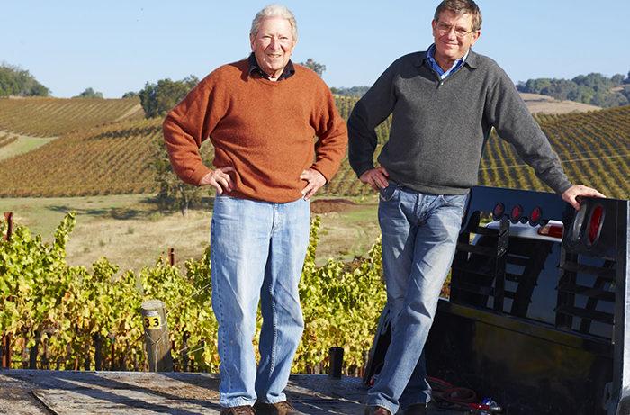 Wine Enthusiast: Robert Haas, Tablas Creek Vineyard Founder and Partner, Dies at 90 | 03/21/18