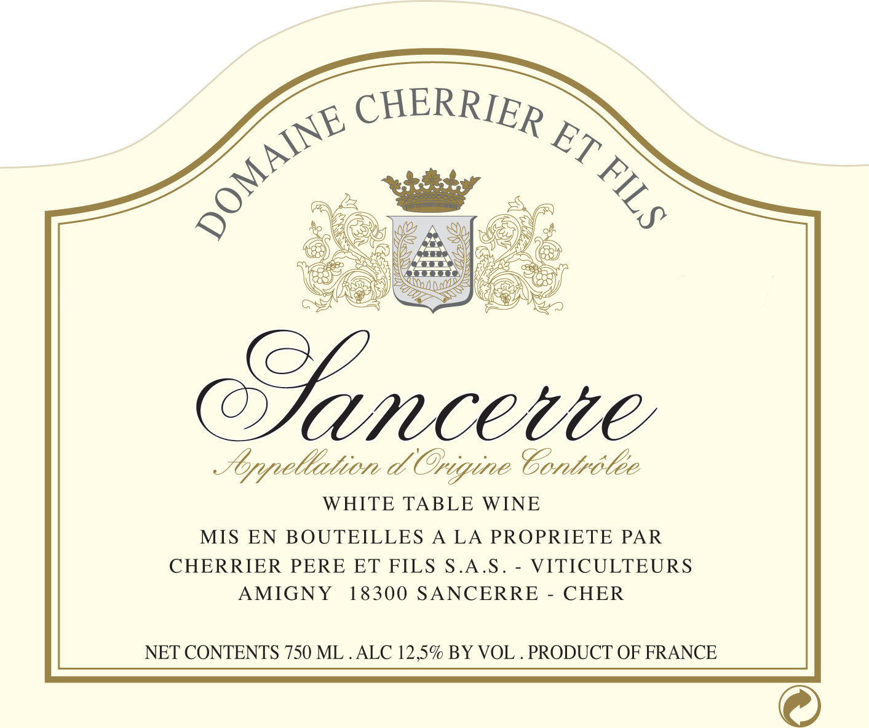 Cherrier Sancerre Label.jpg