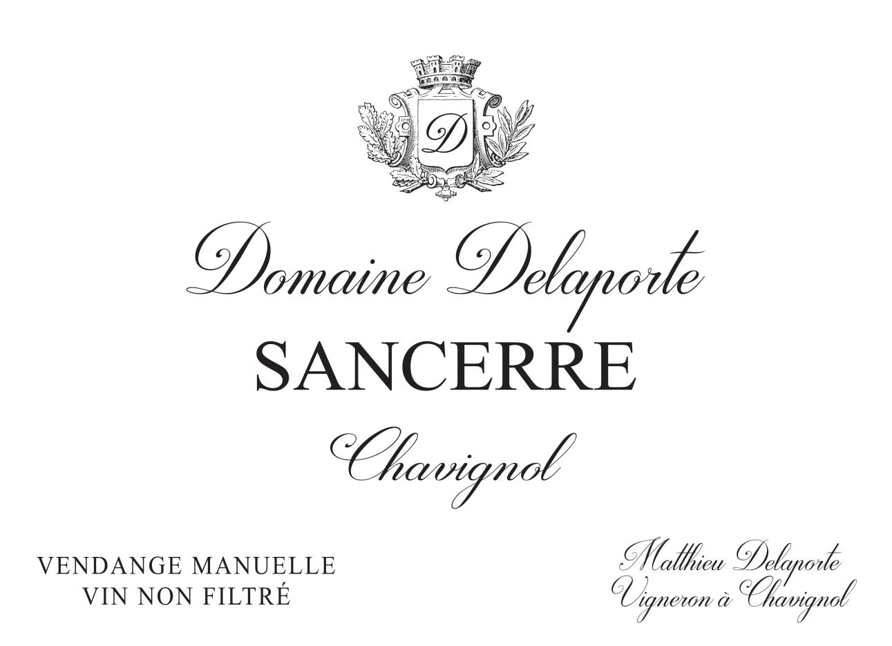 Delaporte Chavignol Sancerre (Red, White, Rosé) Label.jpg