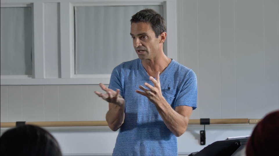 Video 3 | Performance - In this class, David pulls back the curtain on what to expect when you are in the audition room. Watch how he workshops with students and provides tools on how to take on feedback and adjustments in the audition.