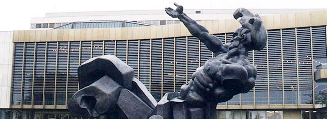 Ernst Neizvestny, Great Centaur