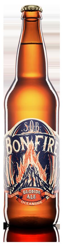 Bonfire Blonde Ale