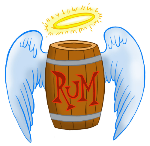 5 Minutes of Rum Logo