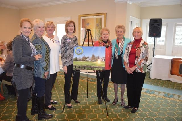 The Ladies at the Landing with Circle Ranch Inc.