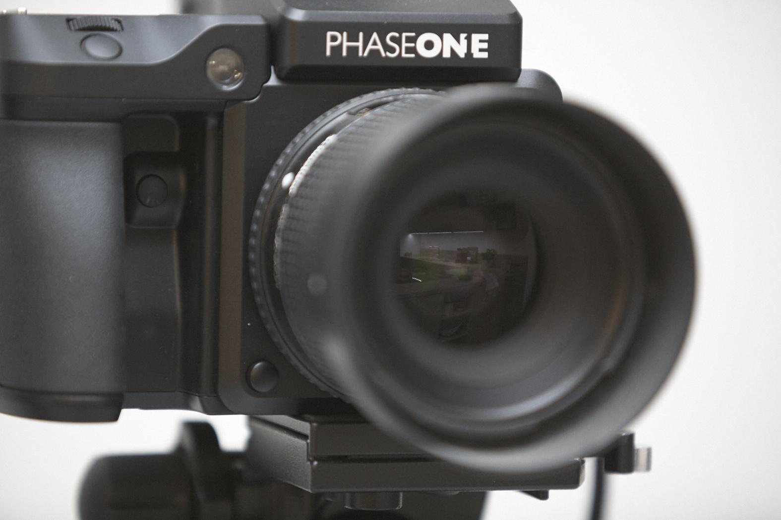 Kamera von PhaseONE