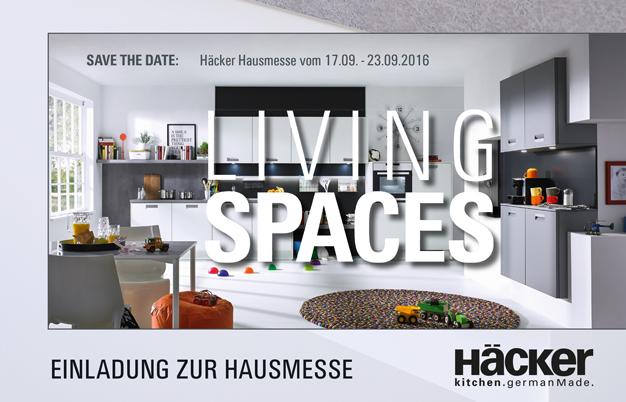 Häcker Küchen: Preview Hausmesse 2016 — GOOS COMMUNICATION