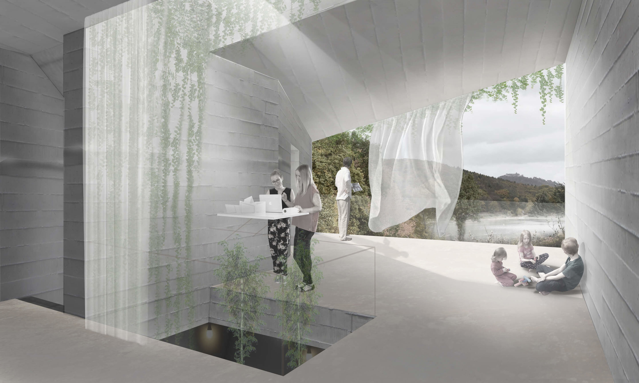 Foto © Christoph Hesse Architects
