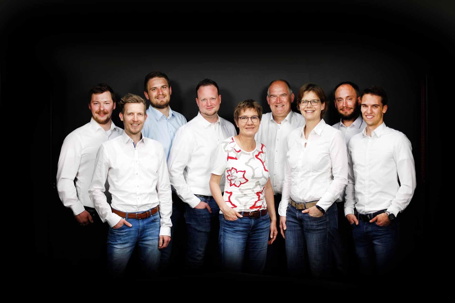 ieQ-systems, Gruppenfoto mgk-Team © ieQ-systems mgk GmbH