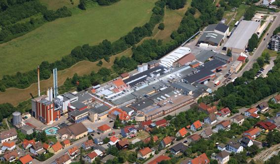 Papierfabrik Aalen-Unterkochen