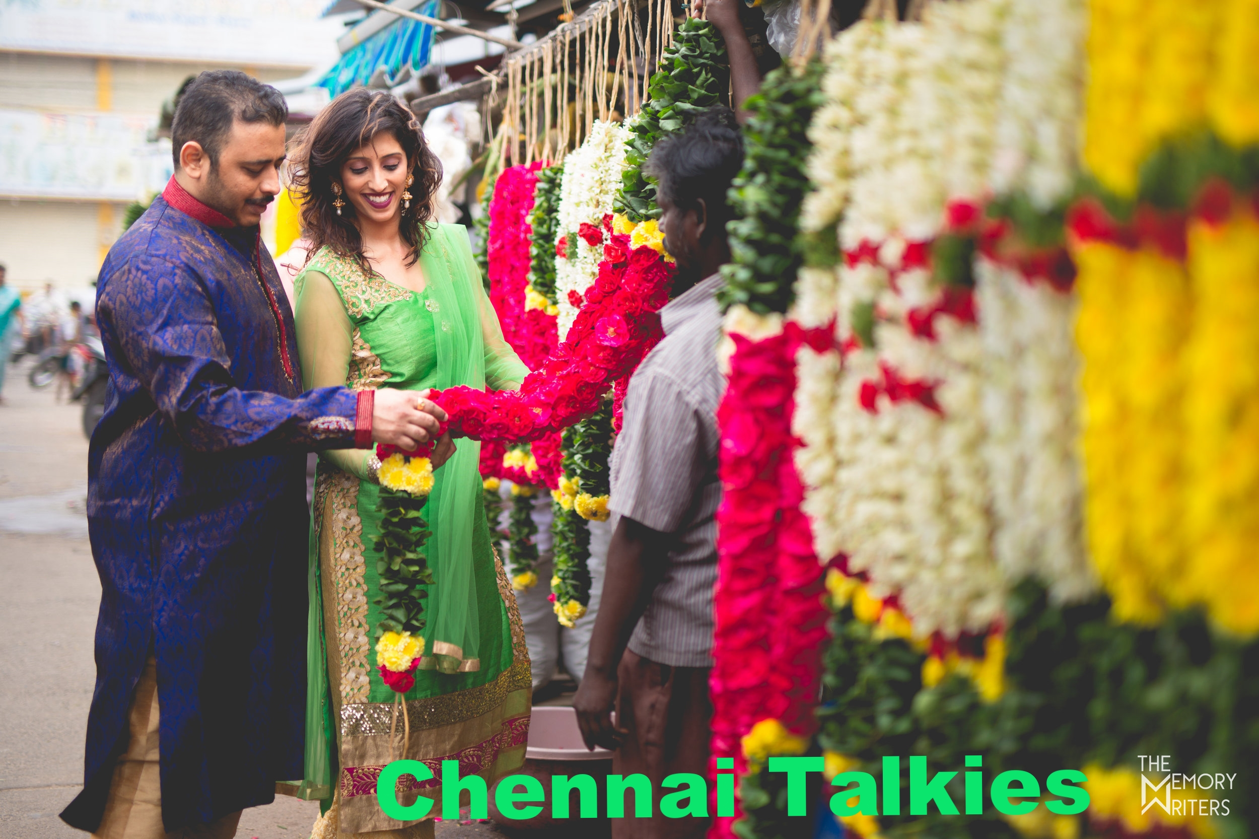 Styled Couple Photo-shoot in Chennai