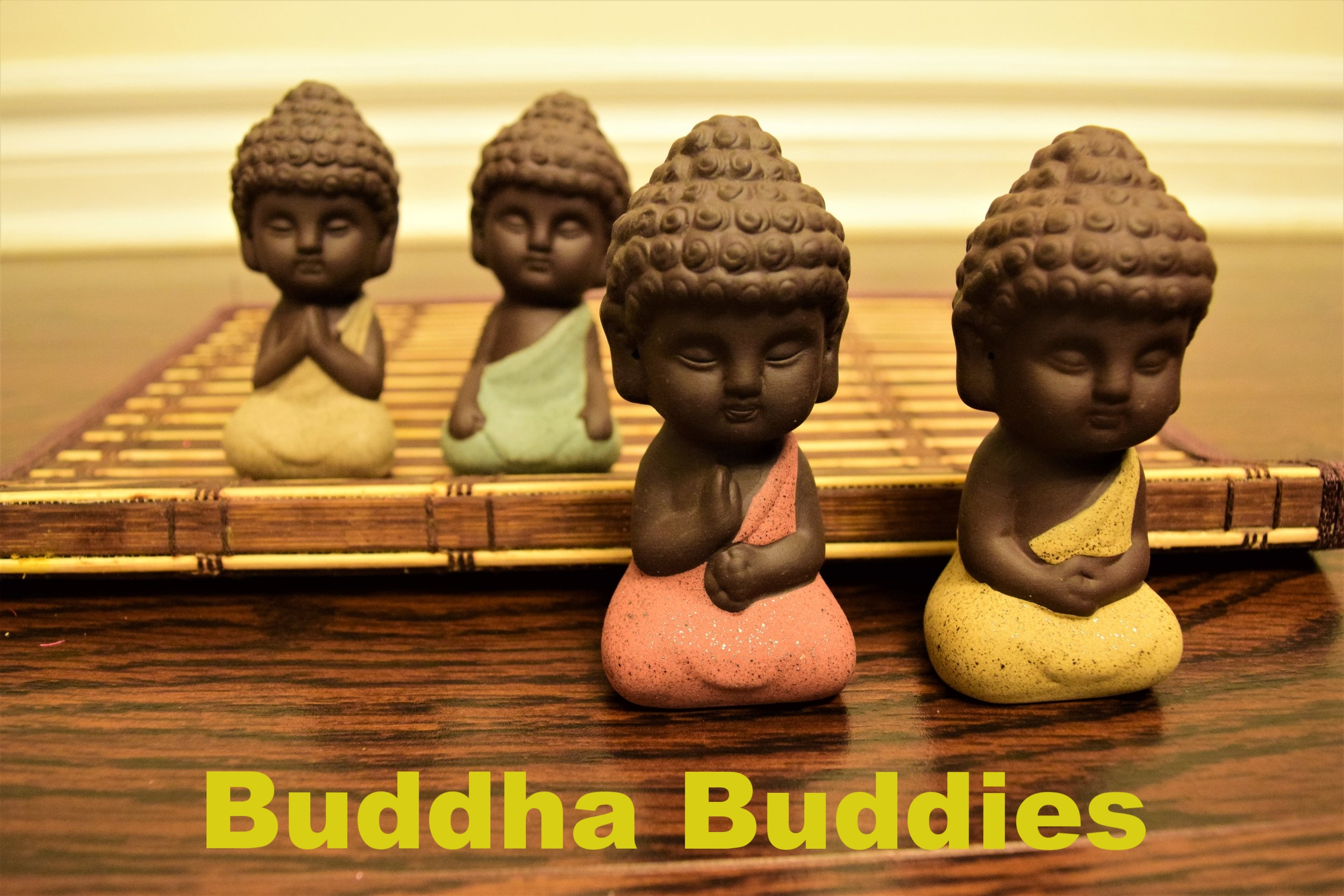 Buddha Buddies- Forever Eights