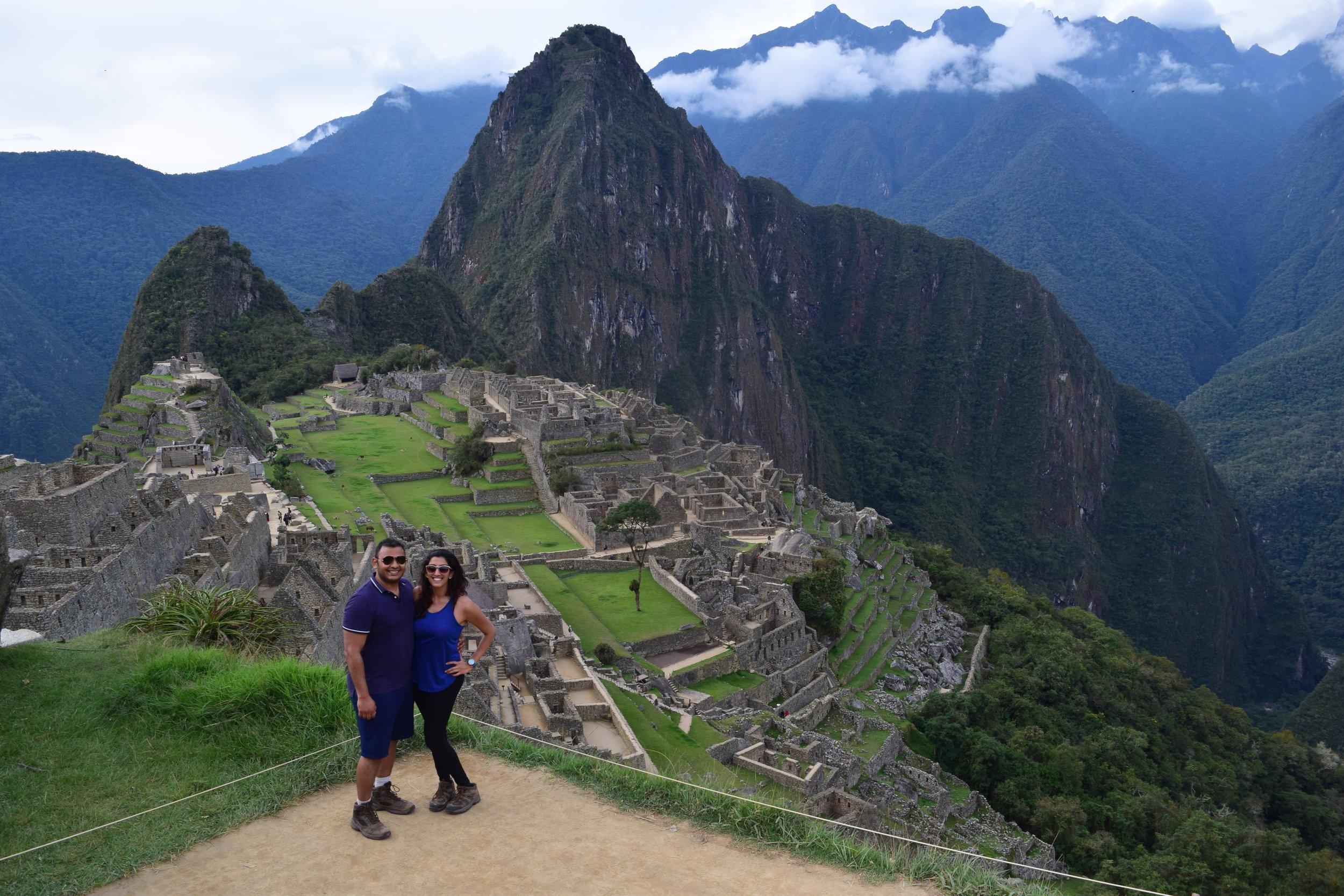 Machu Picchu- 2 Day Inca Trail