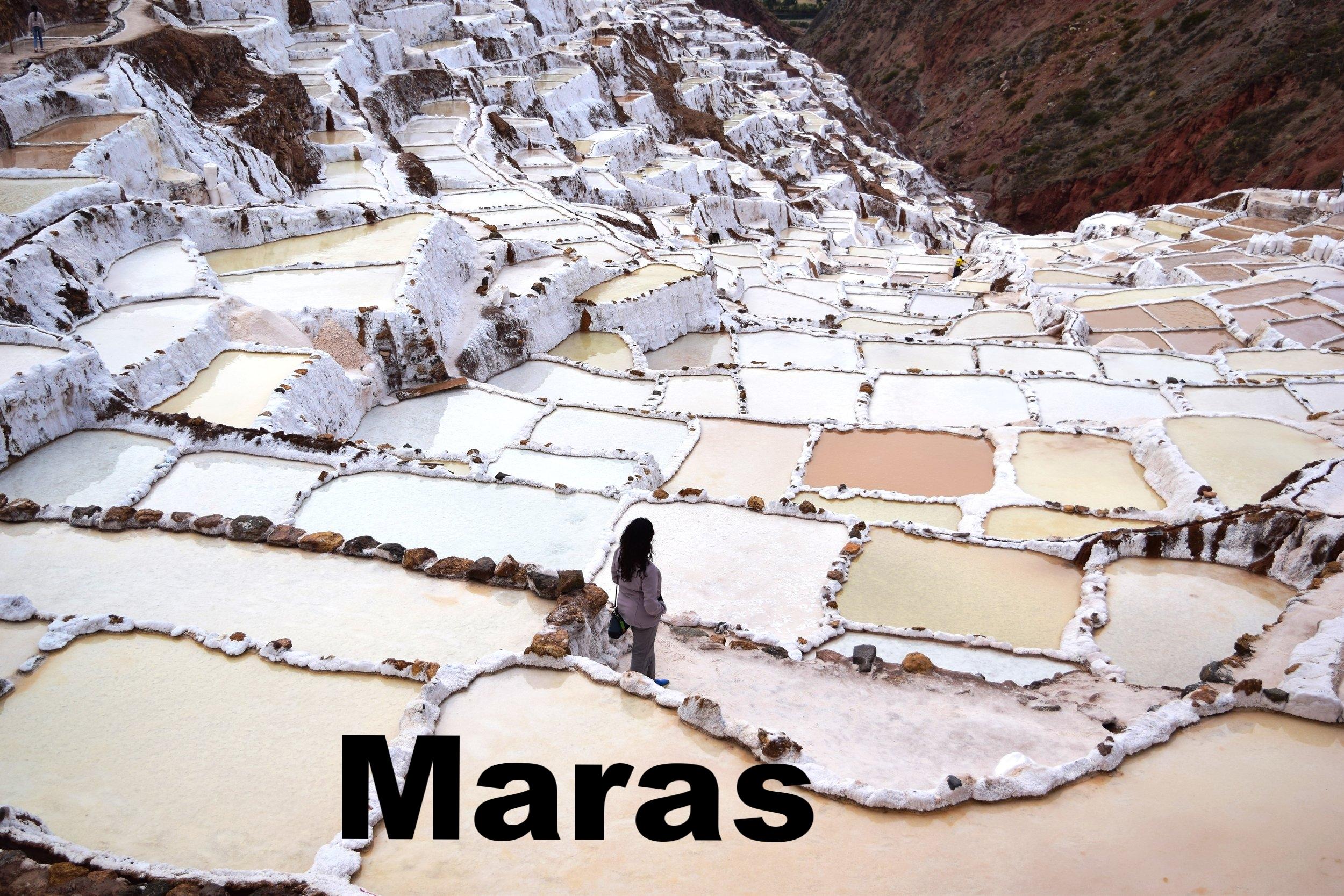 Maras- Salt Flats- Day Trip from Cusco
