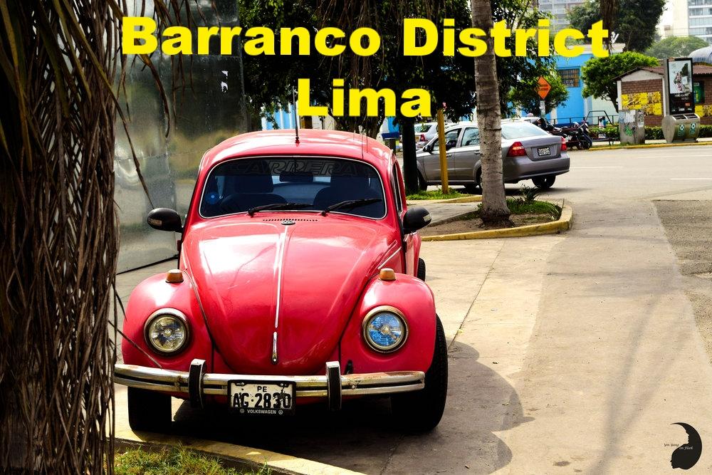 A Quintessential & Unique District in Lima