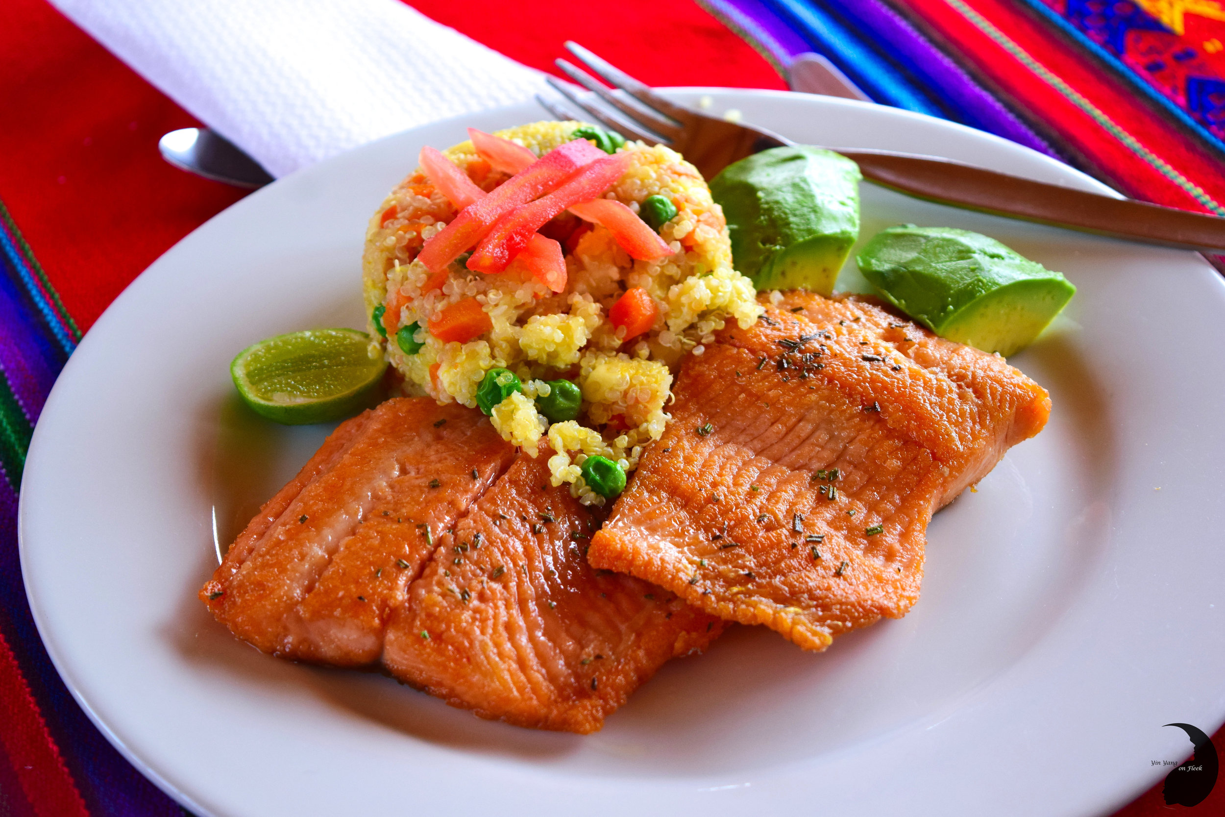 Uros Khantati- Lunch special