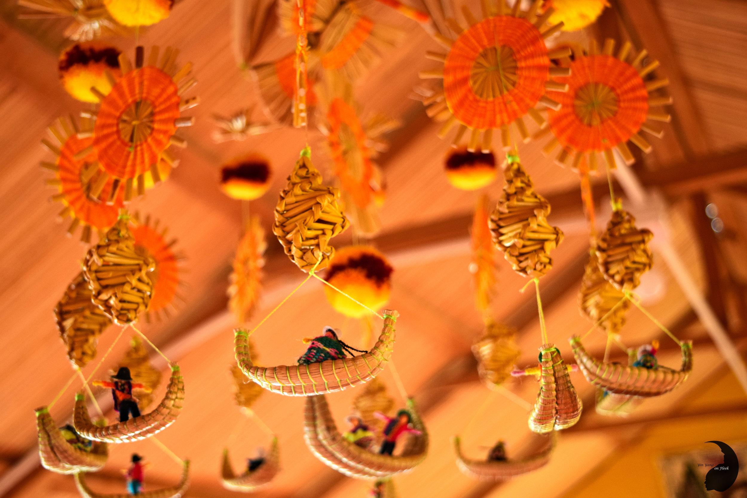 Uros Khantati- Handicrafts