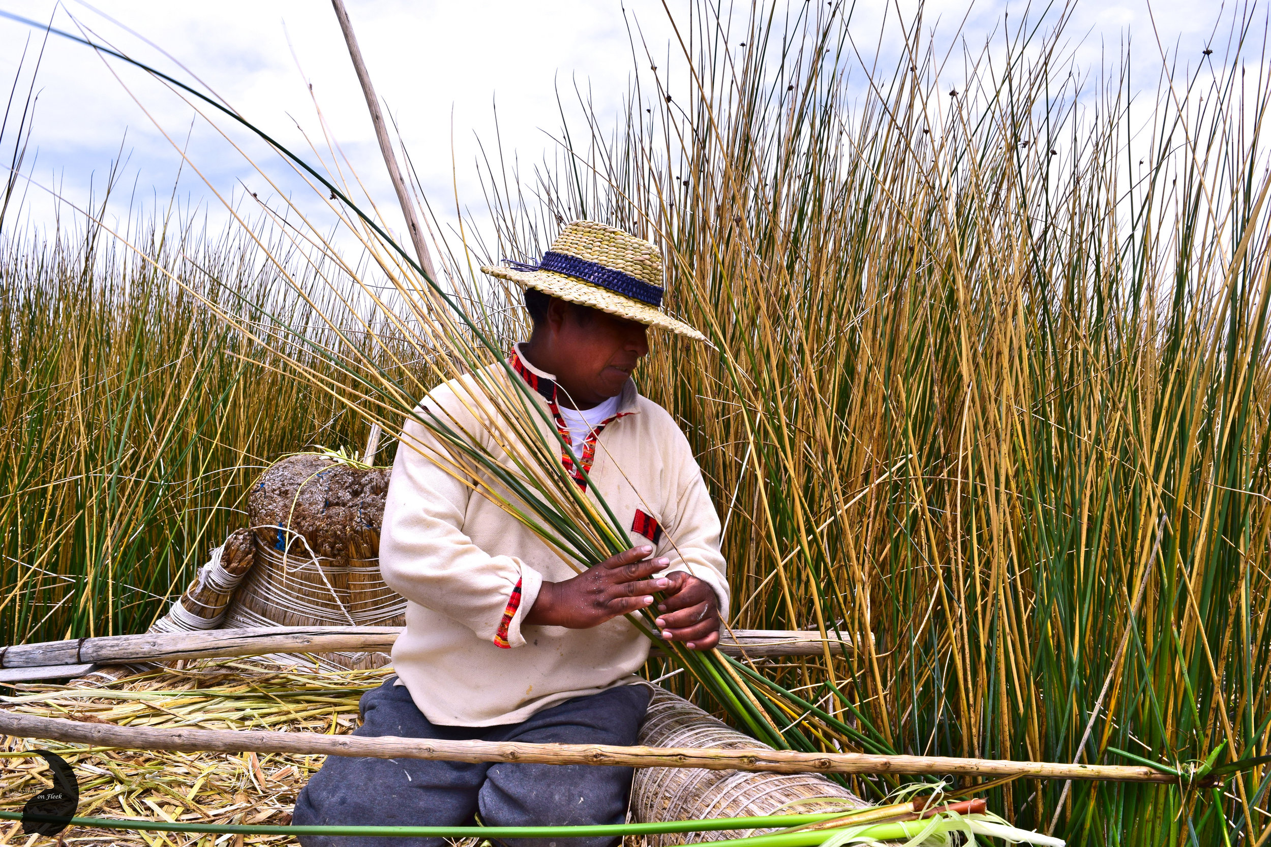 Floating Islands of Uros- Culture Trip