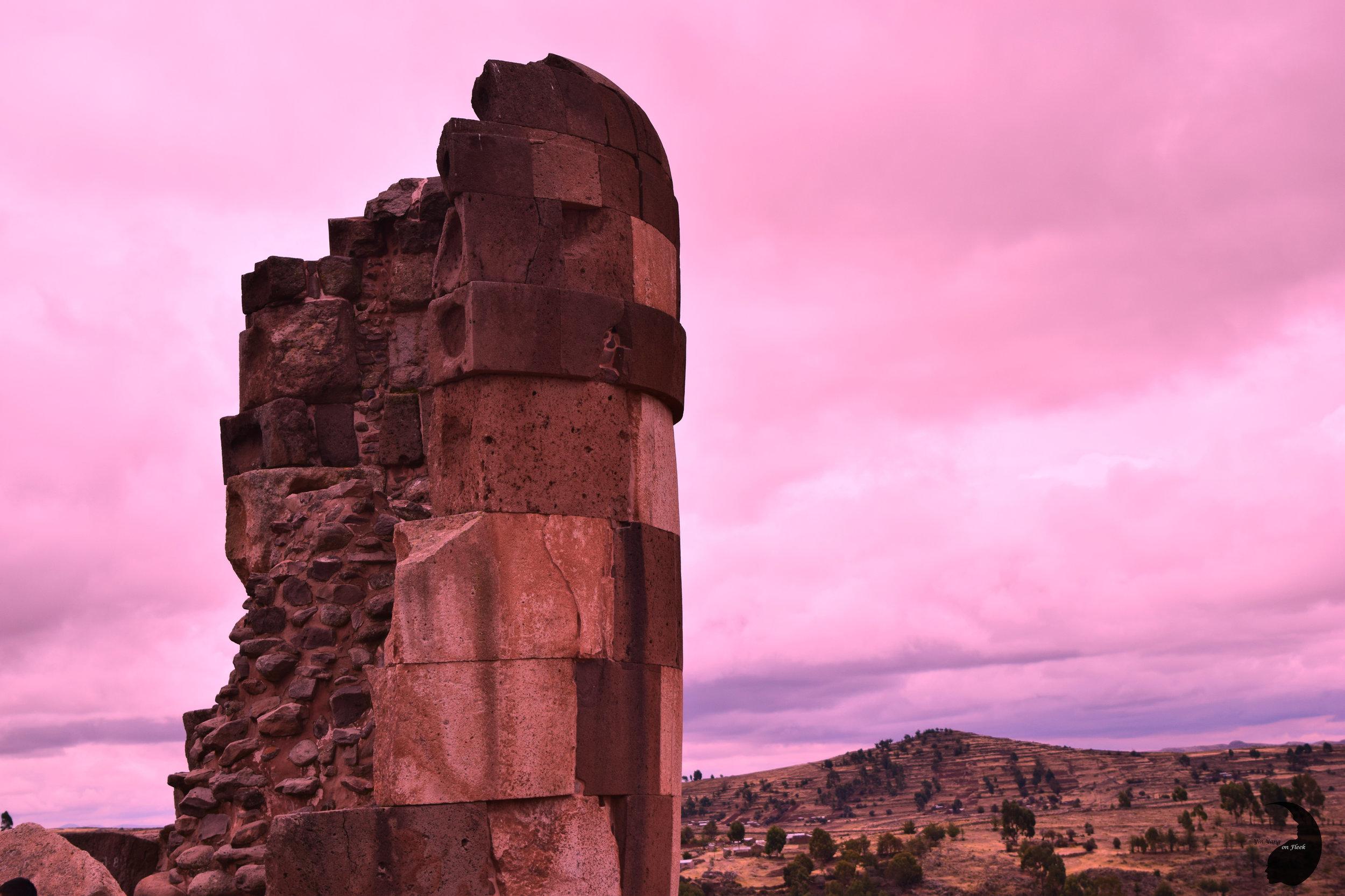 Sillustani Tomb