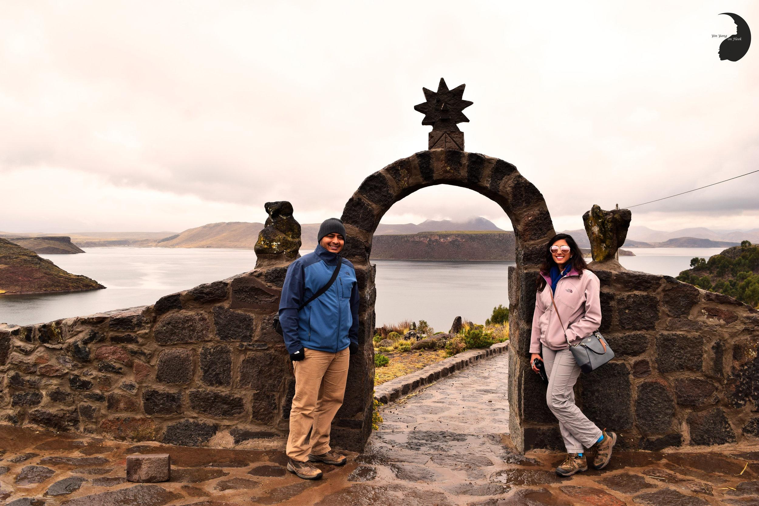 Couple Travels- Puno