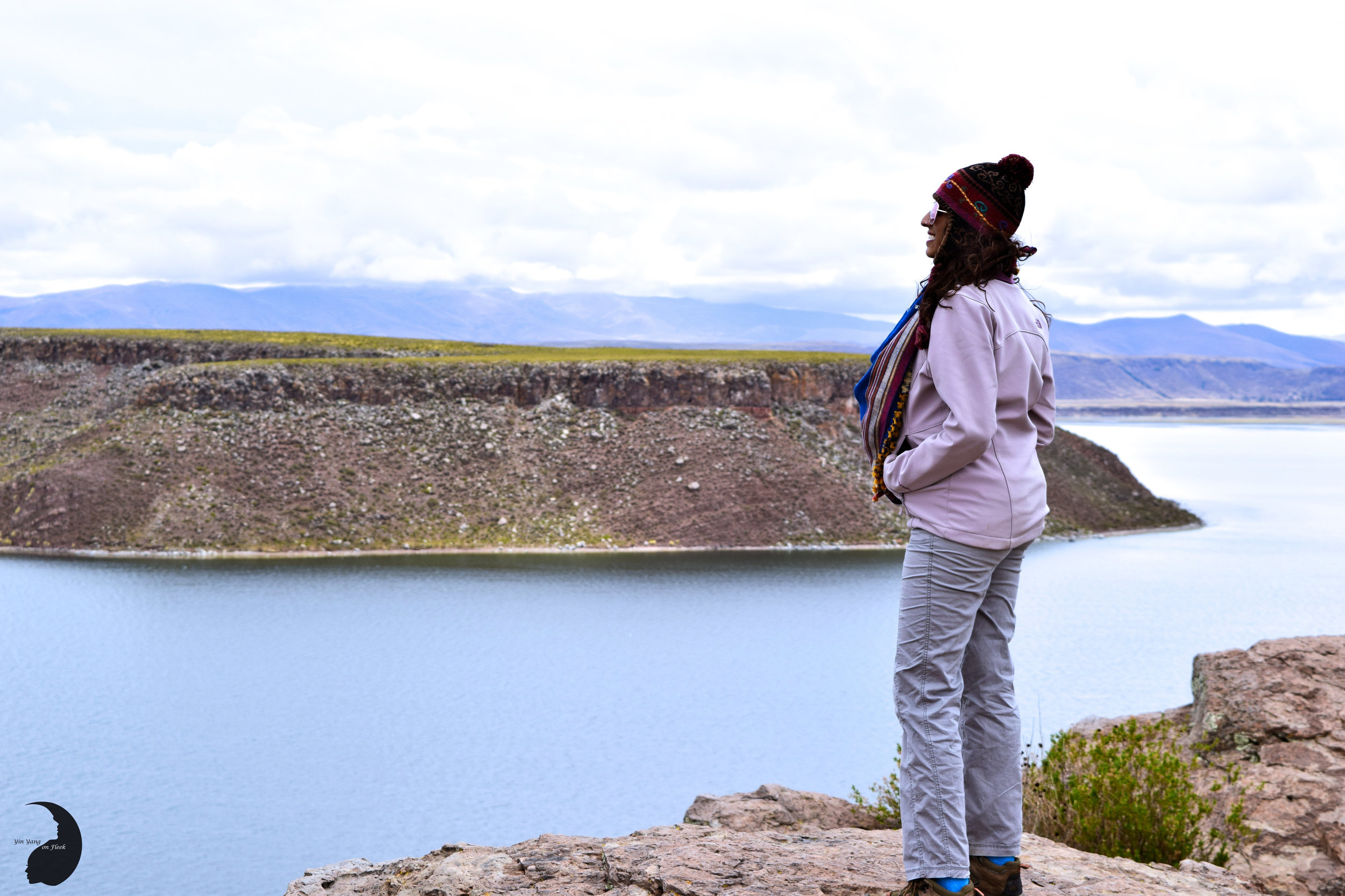 Sillustani, Lake Umayo, Puno