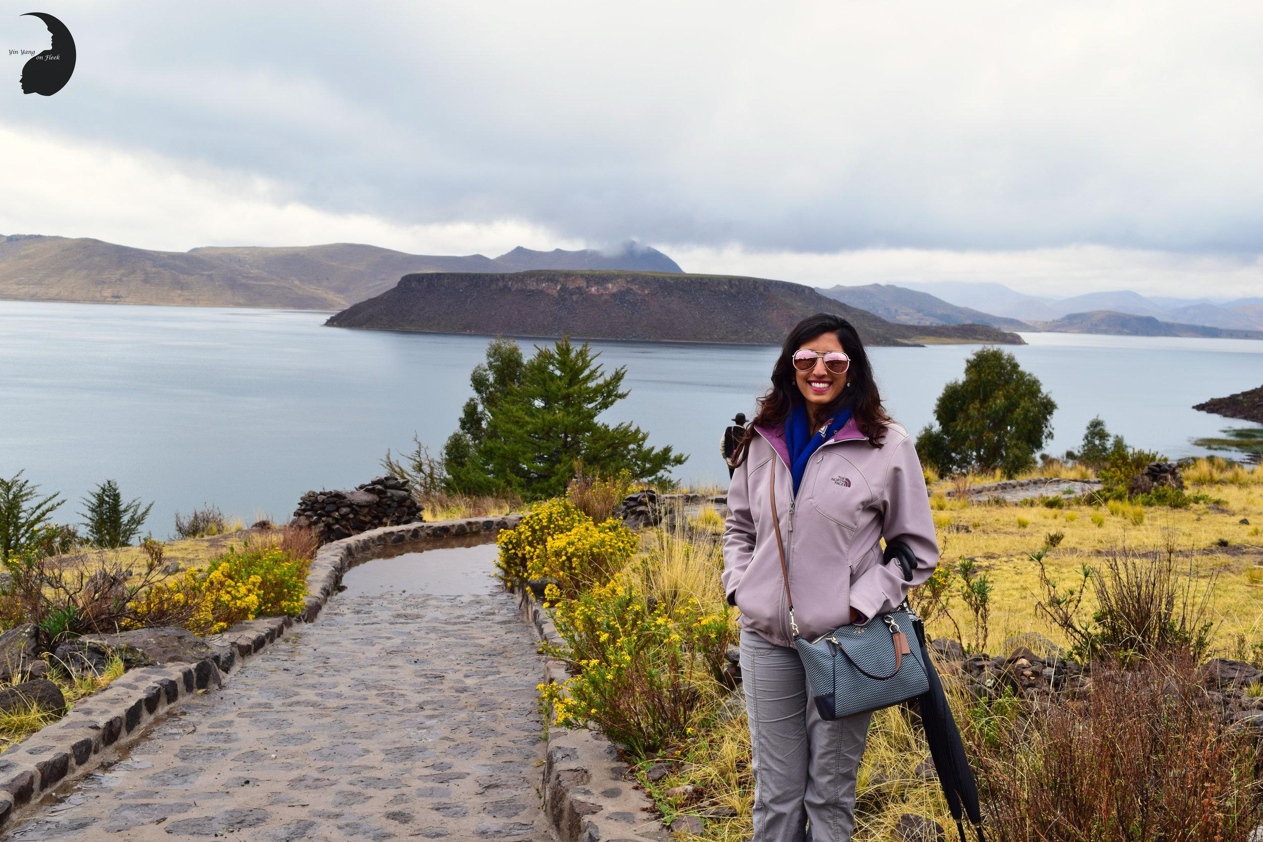 The Travel Women- Lake Umayo, Puno