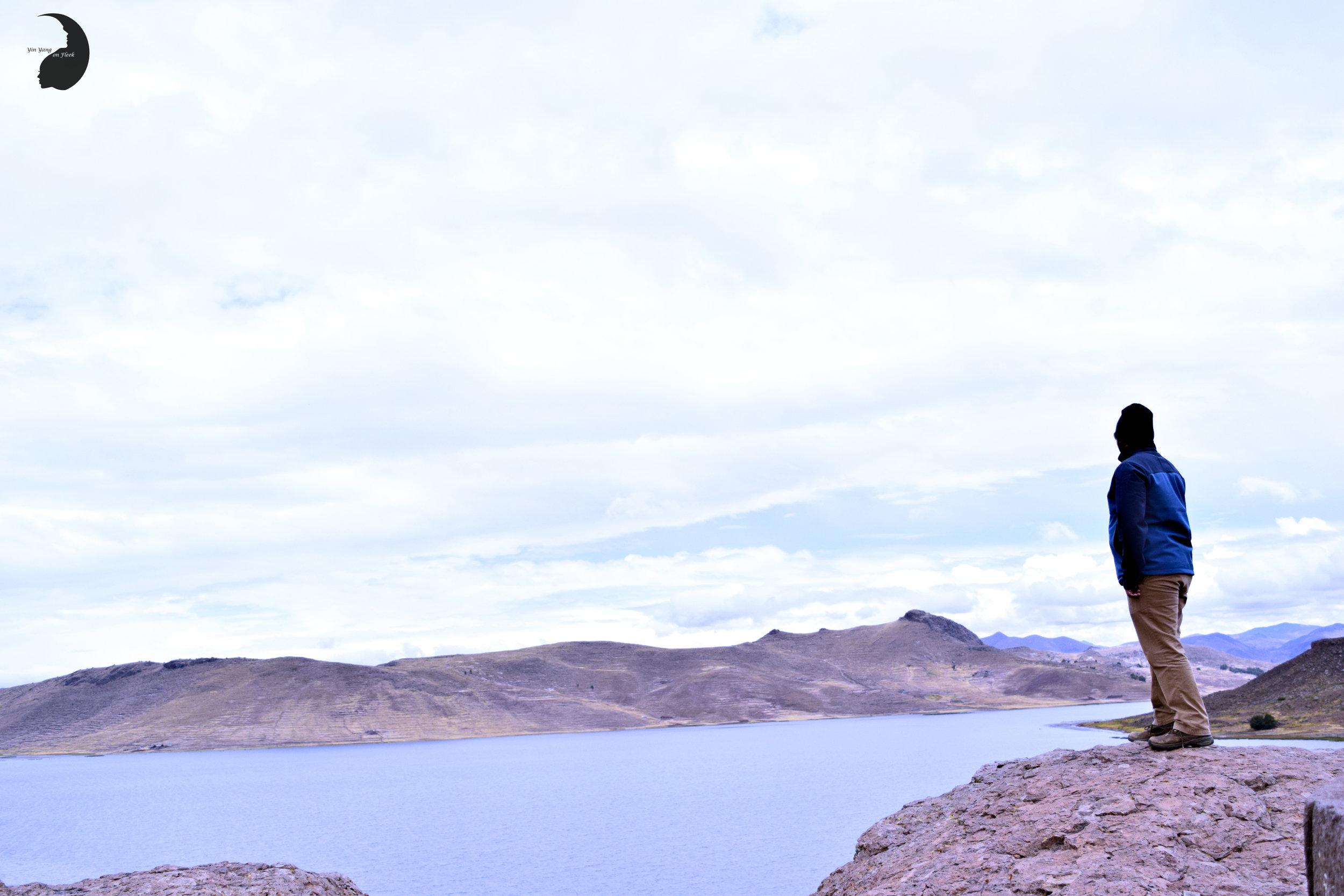 Blissful View- Lake Umayo, Puno