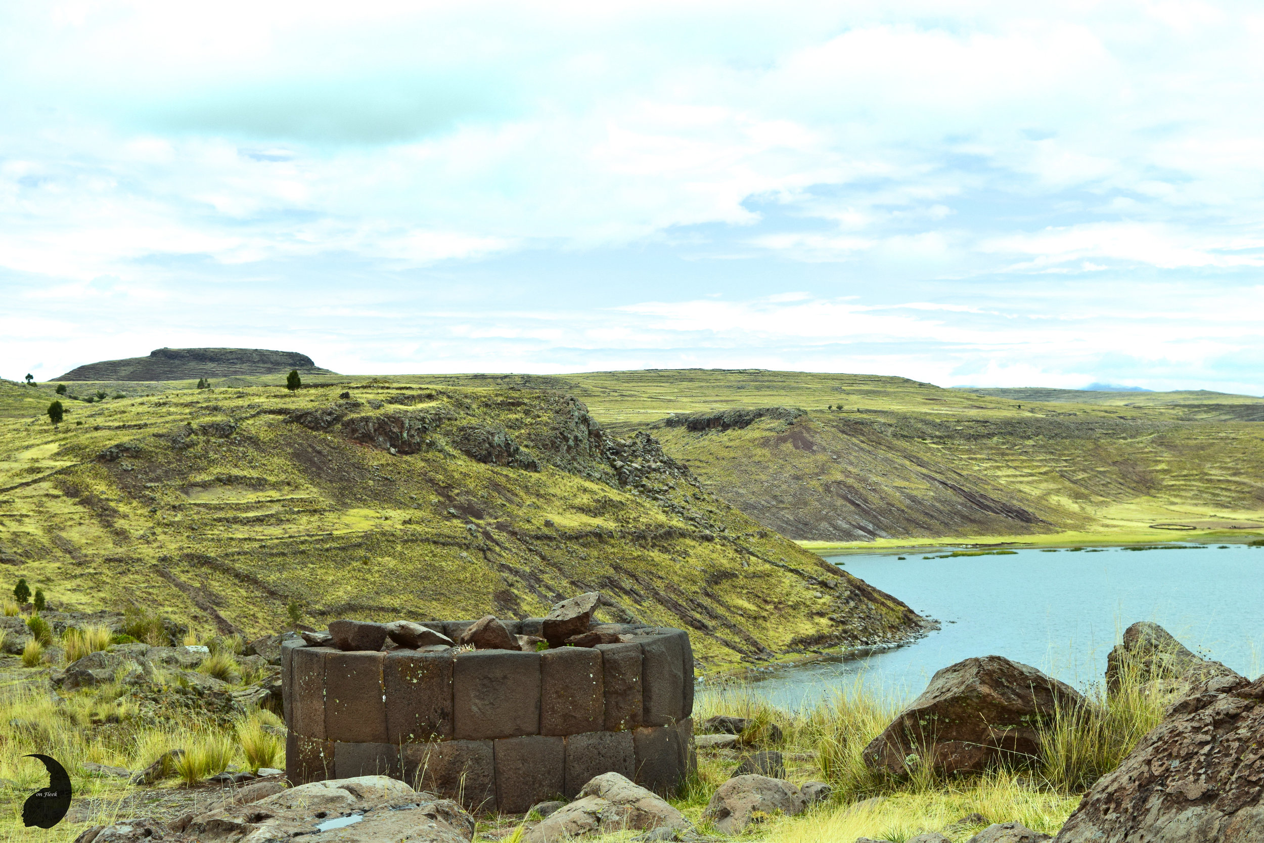Stunning landscape- Puno, Peru