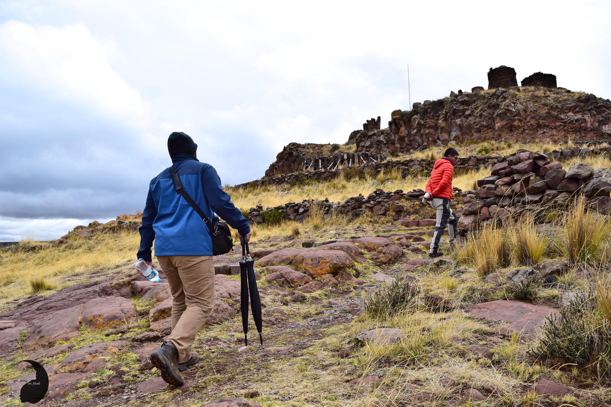 World Nomad- Puno, Peru
