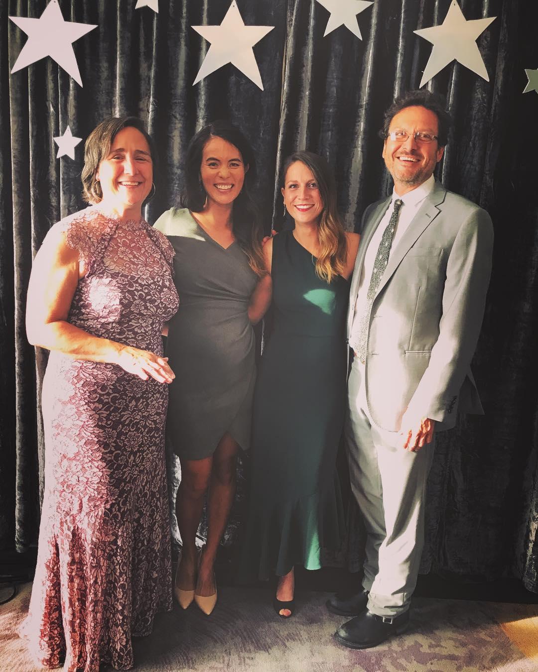 Martha, Anna, Sam & Rob