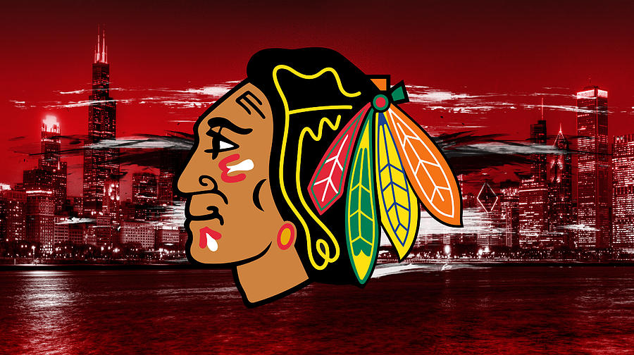 Chicago Blackhawks Vs.Detroit Red Wings -
