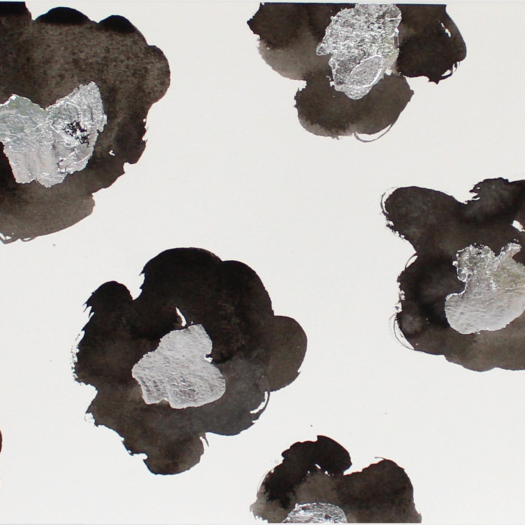 Watercolor Floral_black with silverleaf_detail.jpg