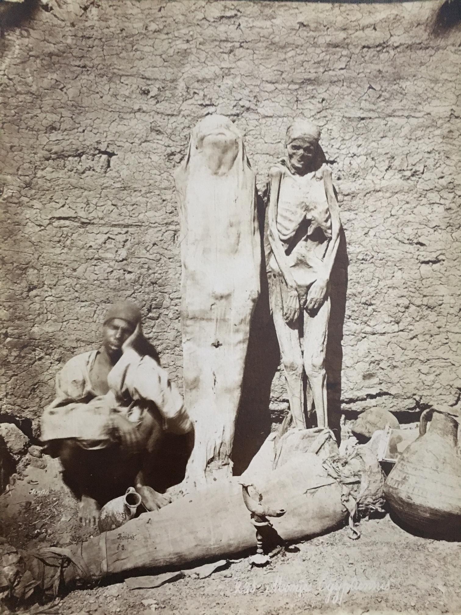 Mummy Seller
