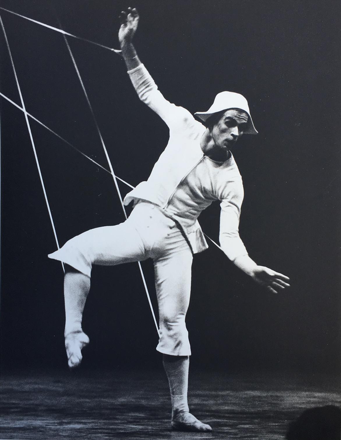 Nureyev as a Marionette