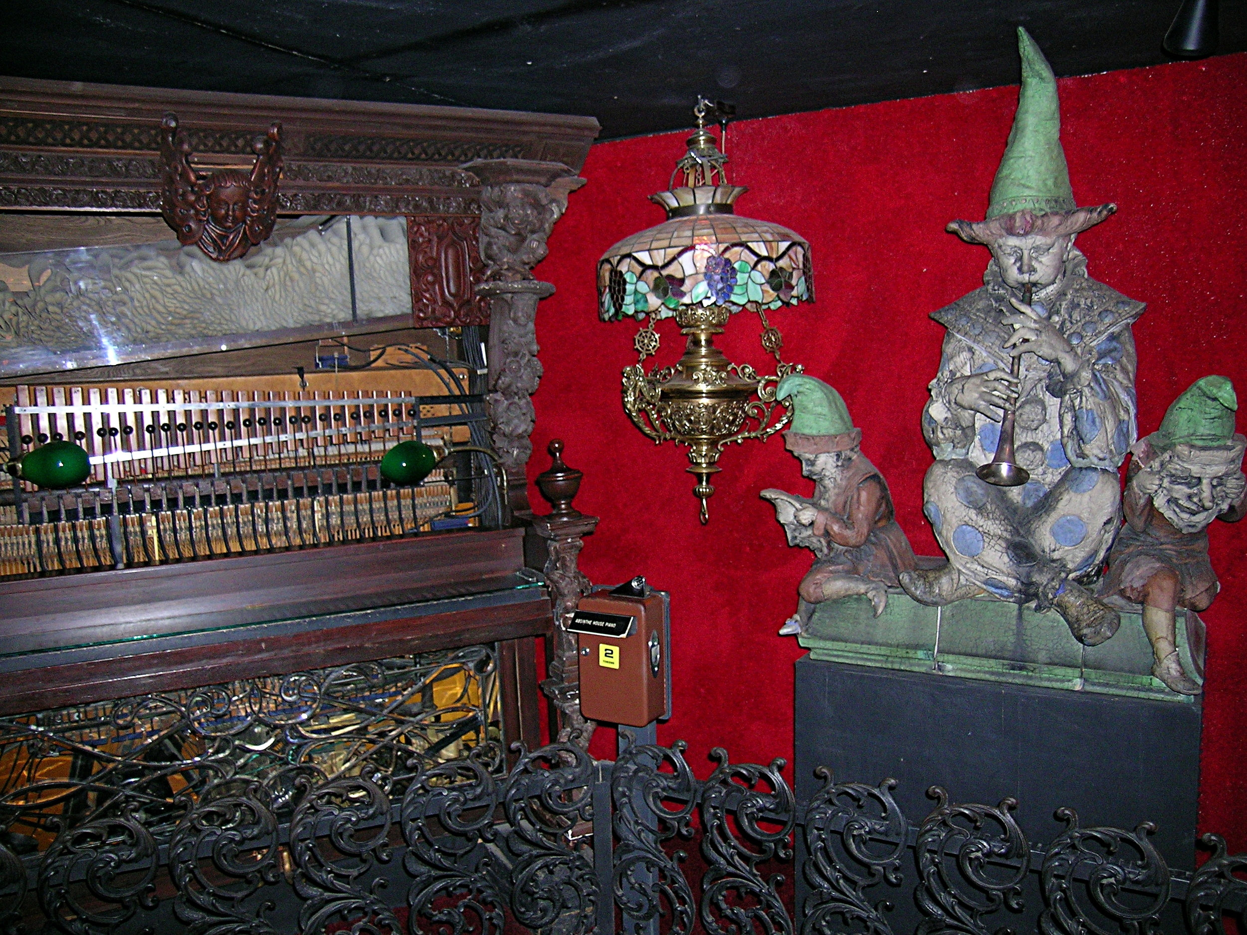 Player Piano - House on the Rock in Spring Green, WI