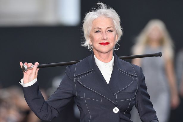 """I'm terrified of learning lines and I'm always terrified that I won't learn them,"" = Dame Helen Mirren"