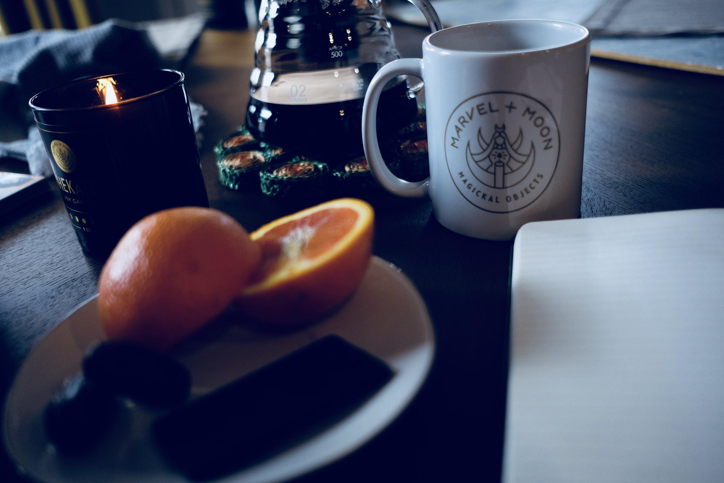 Pre-order MARVEL + MOON coffee mug  HERE.