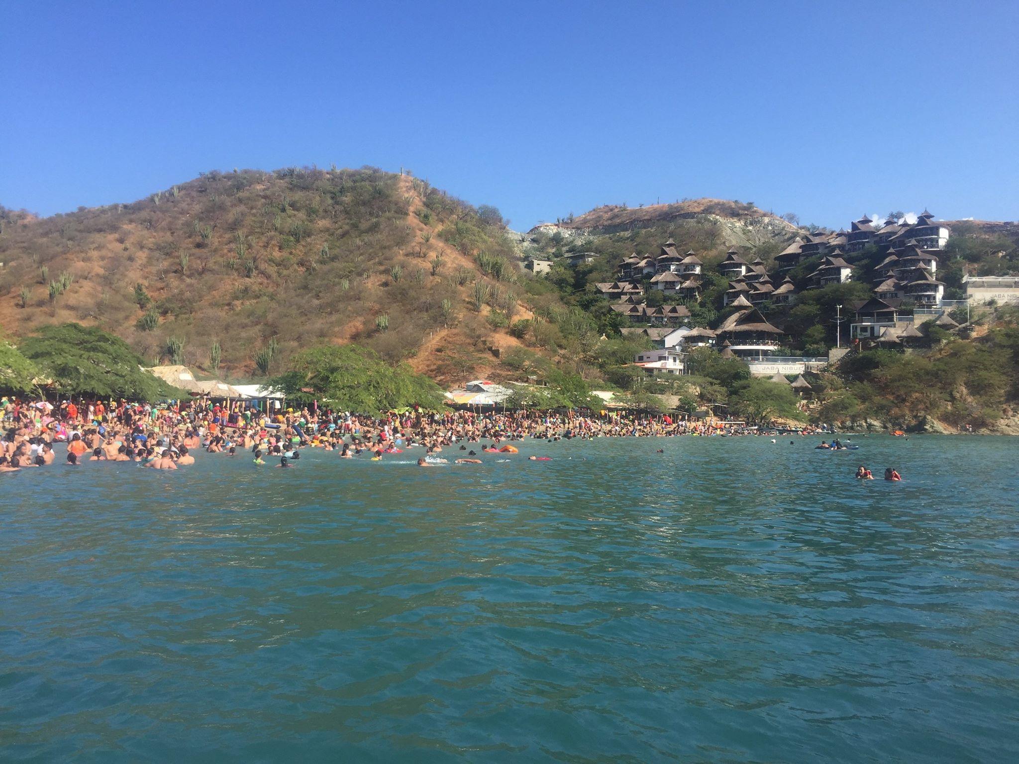 Playa Grande.