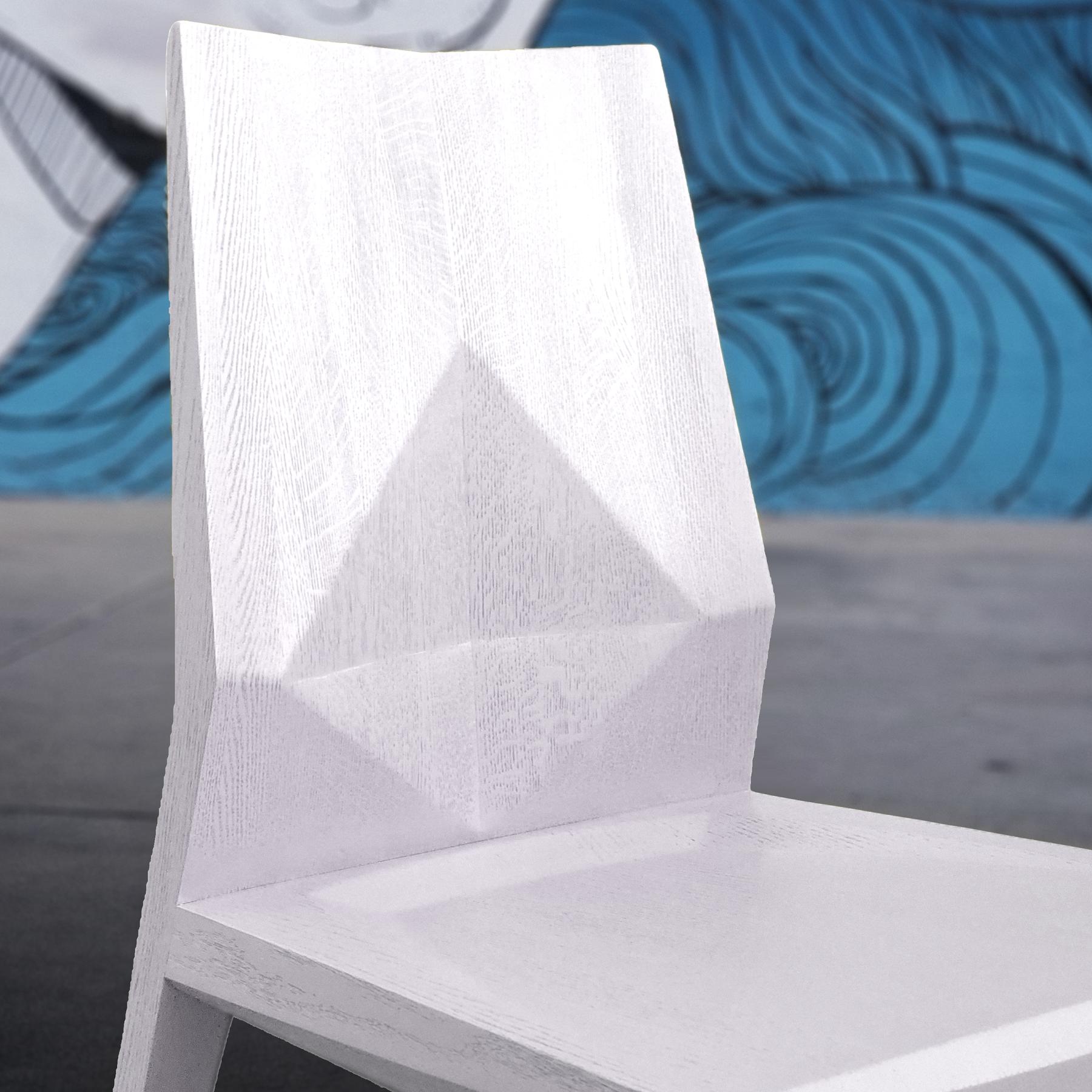November Chair in   Majestic   finish
