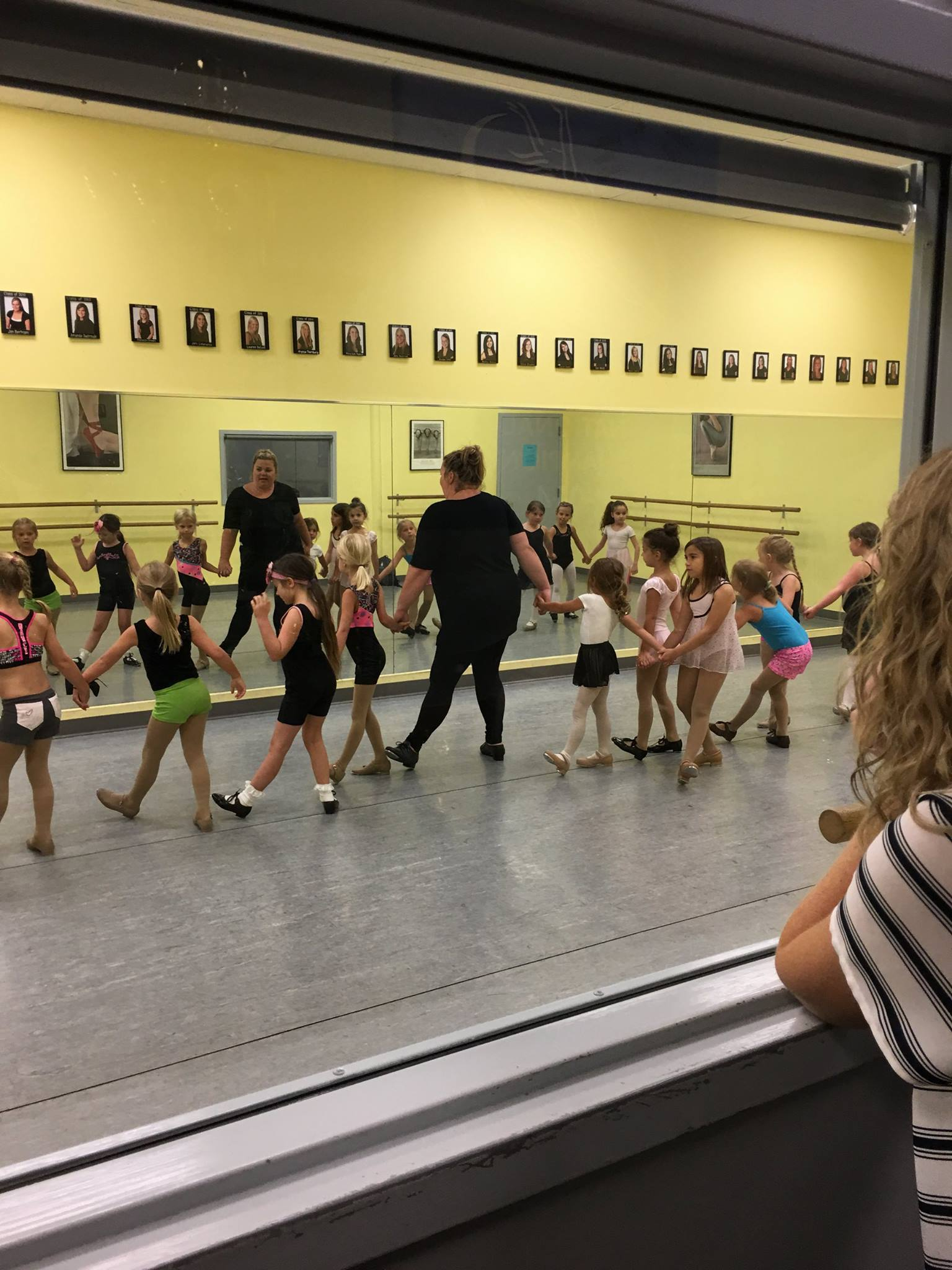 Davenport Schedule — Above the Barre Dance Academy