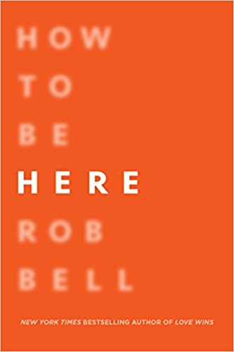 How to Be Here - Rob Bell - While this book might seem like a bunch of random thoughts strung together, it feels like a lot more than that. Its a good reminder of how to stay rooted in what we're here for today and not just some future that might befall us.