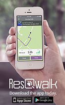 Take a walk with us! Download the ResQwalk App and select Connecticut Parrot Rescue as your benefiting organization. Then check-in at the beginning of your walk, and check-out when you're done. We get a % of the week's donation pool and you get free coupons from sponsors!
