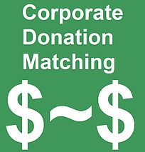 Several companies match their employees donation to non-profit organizations. If your employer provides matching donations, please let us know. This is an easy way to double your donation.