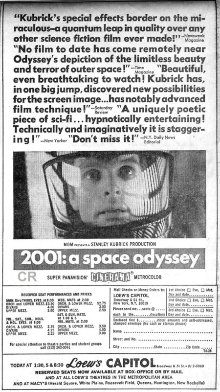 2001 Review