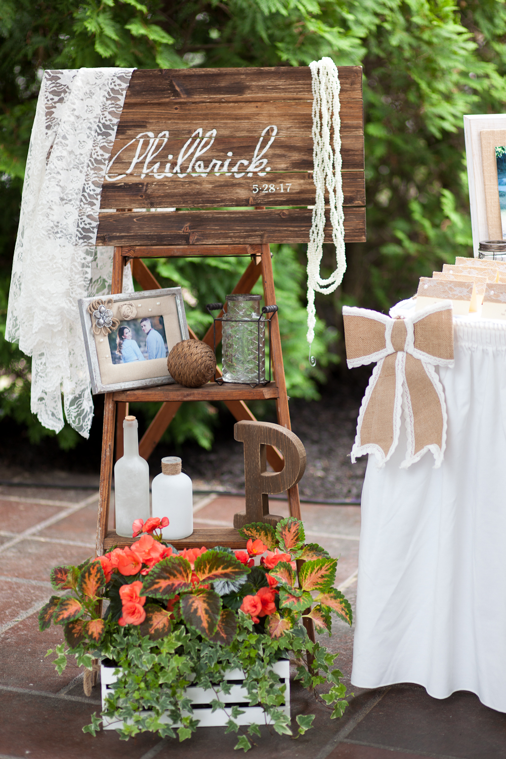 Publick House Wedding