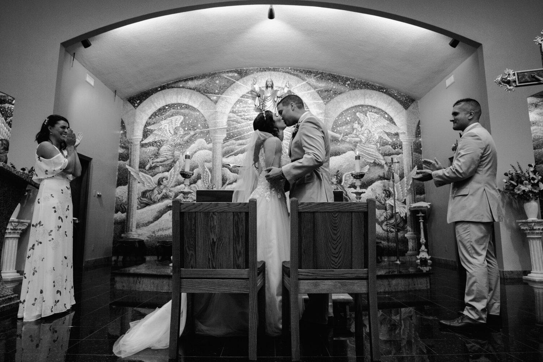 Catholic Wedding in Massachusetts